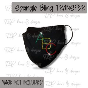 ABC FaceCover Transfer-SPANGLE