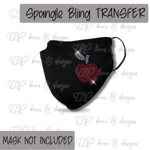 Apple FaceCover Transfer-SPANGLE