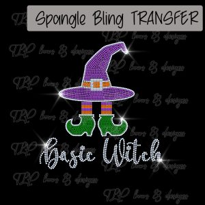 Basic Witch-SPANGLE