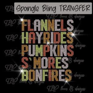 Flannels Hayrides Pumpkins-SPANGLE