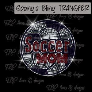 Soccer Mom Ball-SPANGLE Choose color