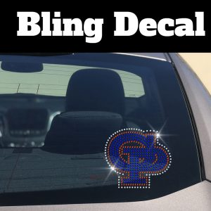 GP Bling Decal