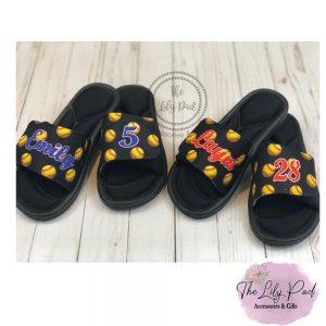 Custom Sport Sandal-Slides Personalized