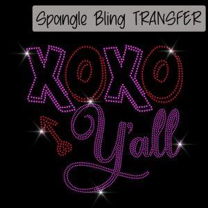 XOXO Y'all-SPANGLE
