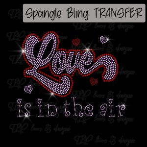 Love is in the Air-SPANGLE