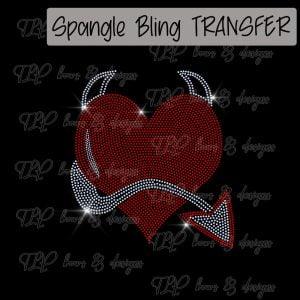 Devil Heart-SPANGLE