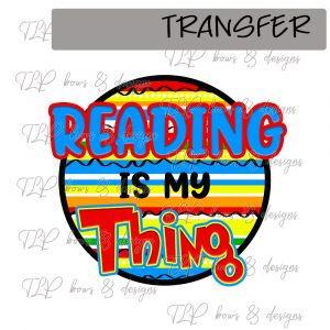 Reading is my thing-Transfer