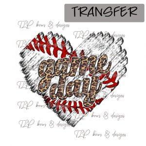 BaseballHeart Game Day -Transfer