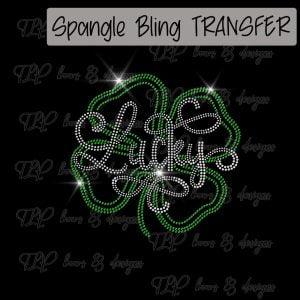 Lucky Shamrock -SPANGLE