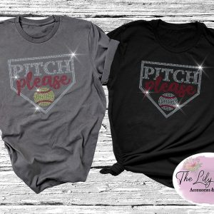 Pitch Please Bling Tee