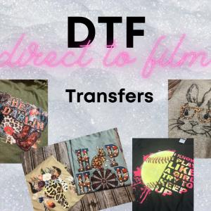 Custom DTF Transfer