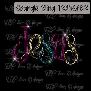 Jesus-SPANGLE