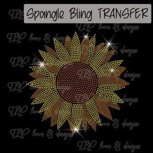 Sunflower -SPANGLE