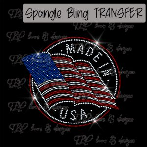 Made in USA -SPANGLE