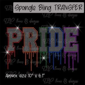 Pride Rainbow-SPANGLE