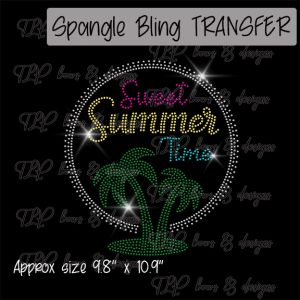 Sweet Summer Time-SPANGLE