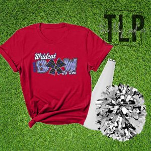 Wildcat from Bow to Toe Graphic Tee