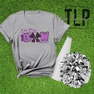 Panther from Bow to Toe Graphic Tee