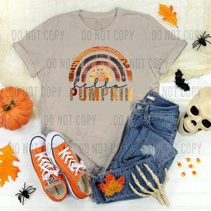 HelloPumpkin DTF Transfer